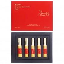 Набор Maison Francis Kurkdjian Baccarat 540, edp., 5*12 ml
