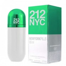 Carolina Herrera 212 NYC Pills, edt., 80 ml