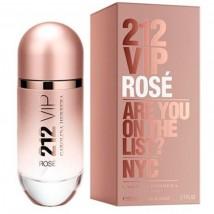Carolina Herrera 212 VIP Rose New, edp., 80 ml
