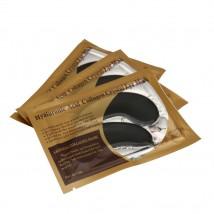 Патчи Collagen Crystal Eye Mask, 3 g (черные)