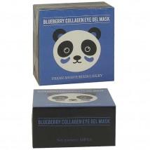 Патчи Blueberry Collagen Eye  Gel (Синие)