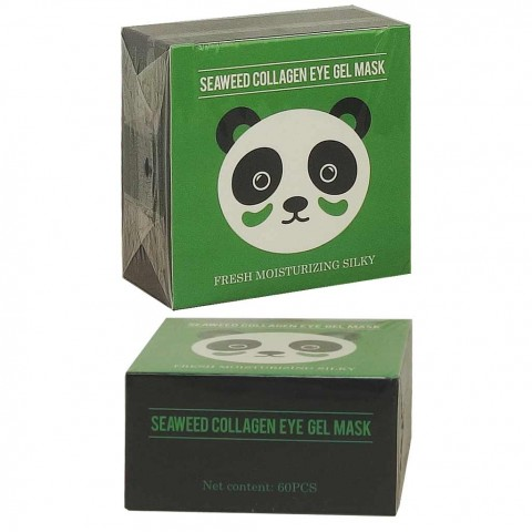 Патчи  Seaweed Collagen (зеленые)