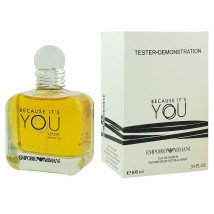 Тестер Emporio Armani Because It`s You, edp., 100 ml