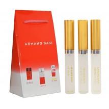 Armand Basi, 3*25 ml (недолиты)