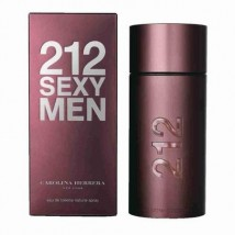 Carolina Herrera 212 Sexy Man, edt., 100 ml