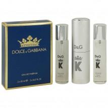 Dolce Gabbana K, edp., 3*20 ml