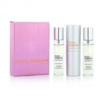 Dolce & Gabbana Rose The One, 3*20 ml ( недолитые)