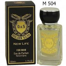 Golden Silva Ch 212 Sexy Men M 504, edp., 50 ml