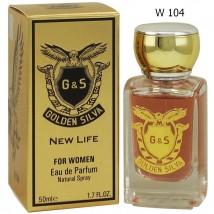 Golden Silva Chanel Tendre W 104, edp., 50 ml