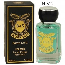 Golden Silva Kenzo Leaupar Men M 512, edp., 50 ml