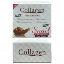 Патчи Collagen Snail Deep Cleansing