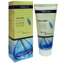 Пенка Farm Stay Collagen