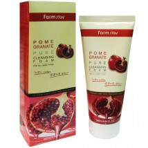 Пенка Farm Stay Pome Granate Pure, 180 ml