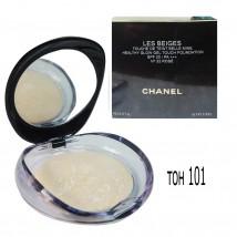 Пудра Chanel Les Beiges, Тон 101