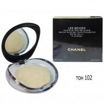 Пудра Chanel Les Beiges, тон 102