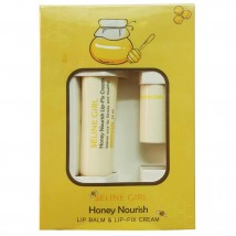 Seline Girl Honey Nourish Lip Balm + Lip-Fix Cream