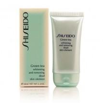 Скраб Shiseido Green Tea Whitening And Removing Dead Skin Element