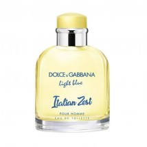 Тестер Dolce & Gabbana Light Blue Italian Zest Homme, edt., 100 ml