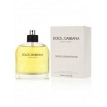 Тестер Dolce & Gabbana Pour Homme, edt., 100 ml