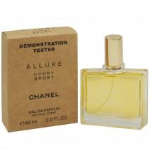 Тестер ОАЭ Chanel Allure Homme Sport, edp., 65 ml