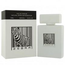 Zebra Eau De Parfum White, edp., 75 ml