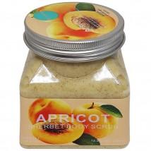 Скраб Apricot Sherbet Body Scrub, 350 ml
