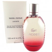 Тестер Lacoste Pour Homme Red, edp., 100 ml